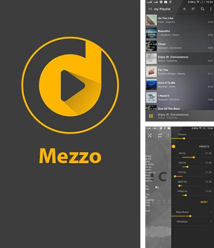 Download Mezzo: Music Player for Android phones and tablets.