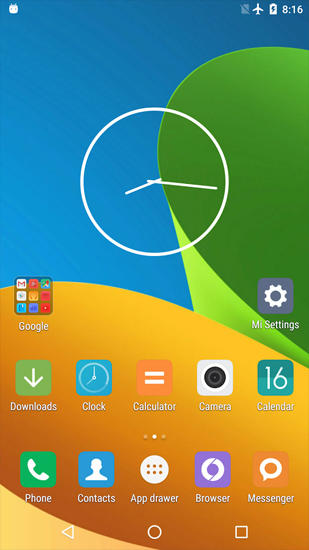 Download Mi: Launcher for Android for free. Apps for phones and tablets.
