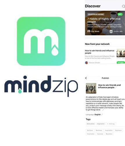 Descargar gratis MindZip: Study, learn & remember everything para Android. Apps para teléfonos y tabletas.