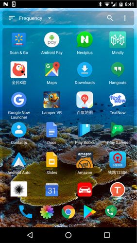 Download Mini desktop: Launcher for Android for free. Apps for phones and tablets.