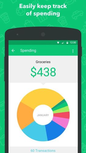 Mint: Budget, bills, finance app for Android, download programs for phones and tablets for free.