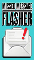 Download Missed message flasher for Android - best program for phone and tablet.