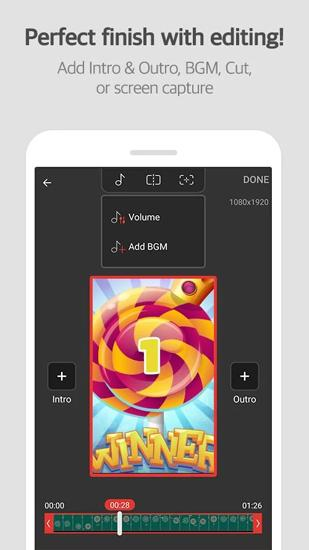 Mobizen: Screen Recorder app for Android, download programs for phones and tablets for free.