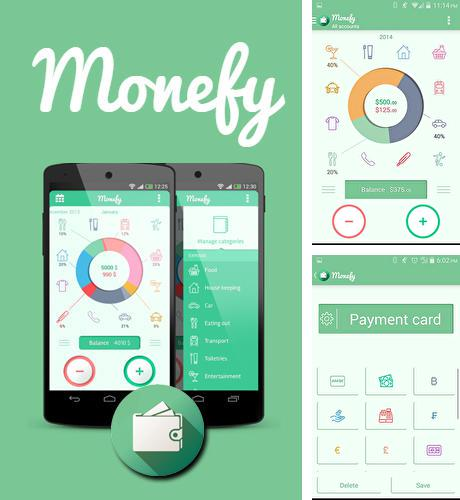 Download Monefy pro for Android phones and tablets.