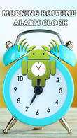 Download Morning routine: Alarm clock for Android - best program for phone and tablet.