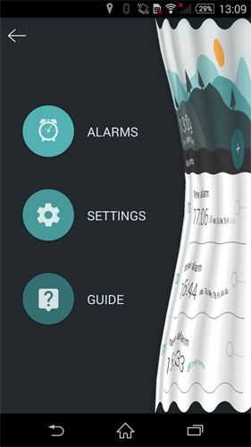 Download Morning routine: Alarm clock for Android for free. Apps for phones and tablets.