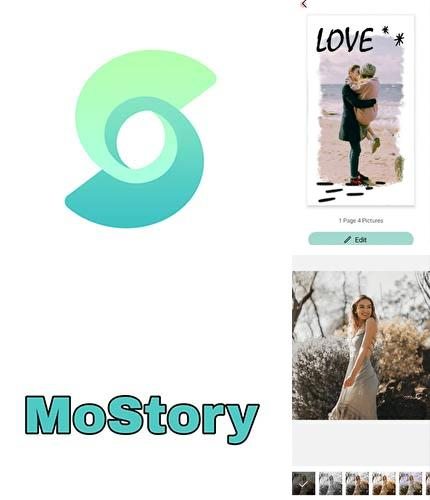 Además del programa OkCupid dating para Android, podrá descargar MoStory - Animated story art editor for Instagram para teléfono o tableta Android.