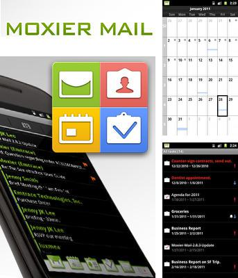 Download Moxier mail for Android phones and tablets.