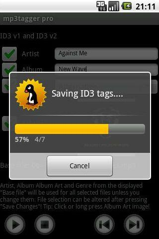 Download Mp3 Tagger for Android for free. Apps for phones and tablets.
