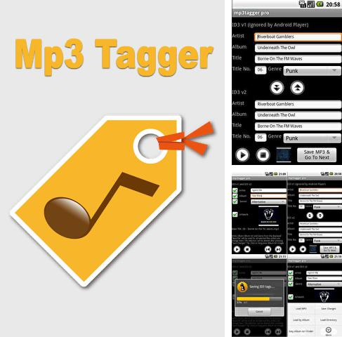 Download Mp3 Tagger for Android phones and tablets.