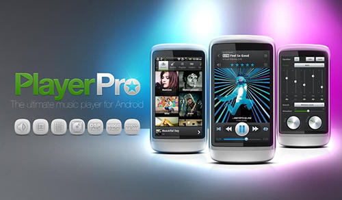 Download Music player pro for Android phones and tablets.