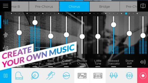 Download Music maker JAM for Android for free. Apps for phones and tablets.