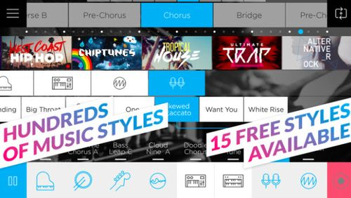 Music maker JAM for Android – download for free