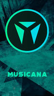 Download Musicana music player for Android - best program for phone and tablet.