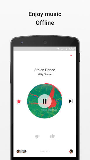 Download Musicsense: Music Streaming for Android for free. Apps for phones and tablets.