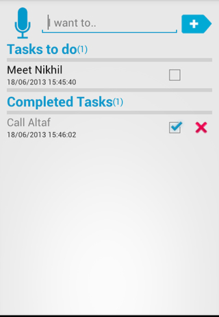 My tasks app for Android, download programs for phones and tablets for free.