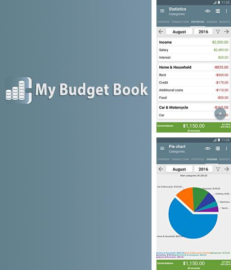 Download My Budget Book for Android phones and tablets.