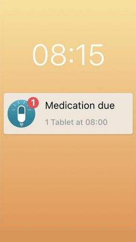 Descargar gratis MyTherapy: Medication reminder & Pill tracker para Android. Programas para teléfonos y tabletas.