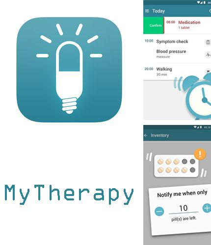 Además del programa Mercury browser para Android, podrá descargar MyTherapy: Medication reminder & Pill tracker para teléfono o tableta Android.