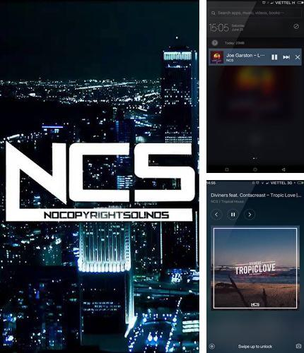 Besides ROM wallpapers Android program you can download NCS music for Android phone or tablet for free.