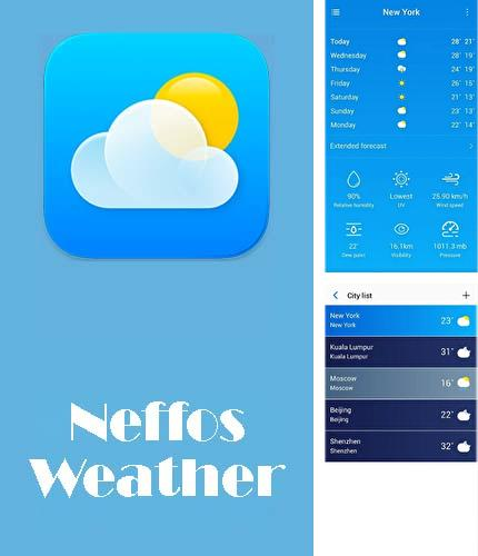 Download Neffos weather for Android phones and tablets.