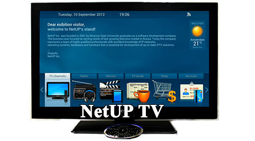 Download NetUP TV for Android phones and tablets.