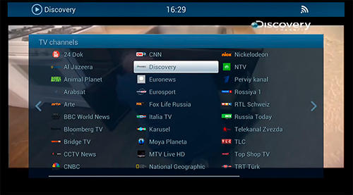 Screenshots of TPlayer - All format video player program for Android phone or tablet.
