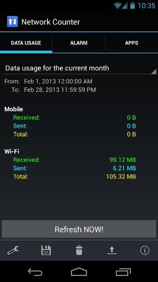 Download Network Counter for Android for free. Apps for phones and tablets.
