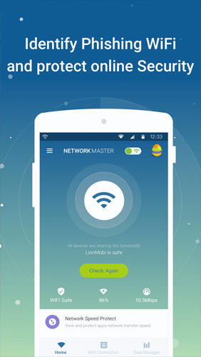 Network Master: Speed Test