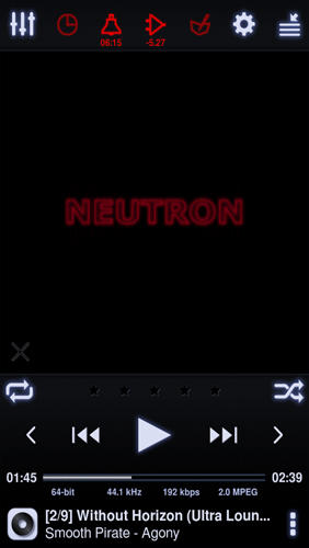 Download Neutron: Music Player for Android for free. Apps for phones and tablets.