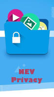 Download NEV Privacy - Files cleaner, AppLock & vault for Android - best program for phone and tablet.