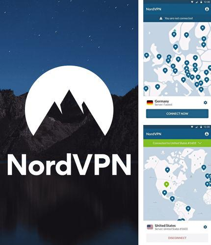 Descargar gratis NordVPN: Best VPN fast, secure & unlimited para Android. Apps para teléfonos y tabletas.