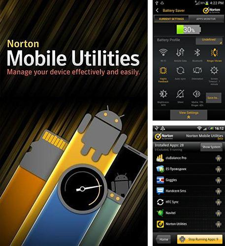 Descargar gratis Norton mobile utilities beta para Android. Apps para teléfonos y tabletas.