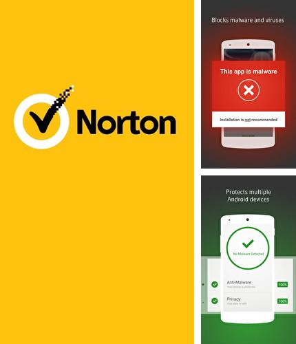Besides Neon weather forecast widget Android program you can download Norton Security: Antivirus for Android phone or tablet for free.