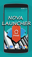Download Nova Launcher for Android - best program for phone and tablet.