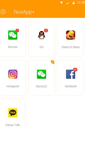 Download NoxApp+ - Multiple accounts clone app for Android for free. Apps for phones and tablets.