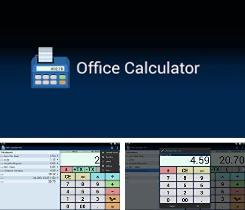 Descargar gratis Office Calculator para Android. Apps para teléfonos y tabletas.