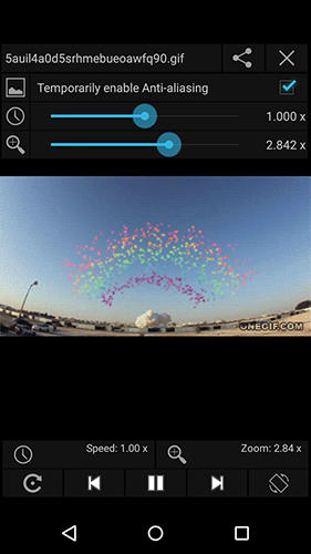 Download Gif player for Android for free. Apps for phones and tablets.