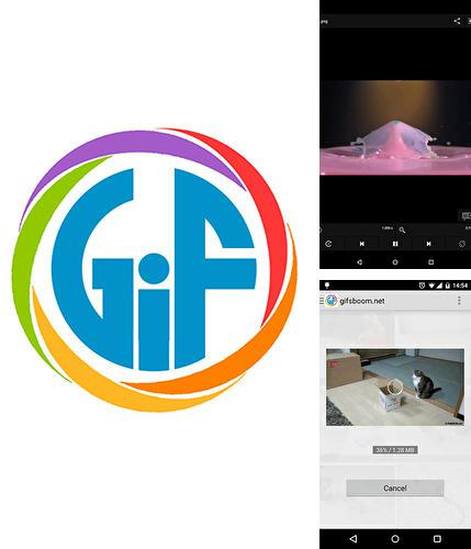 Besides Droid VPN Android program you can download Gif player for Android phone or tablet for free.