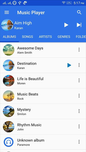 Download Omni: Music Player for Android for free. Apps for phones and tablets.
