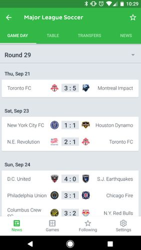 Onefootball - Live soccer scores app for Android, download programs for phones and tablets for free.