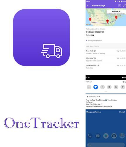 Besides RAM: Control eXtreme Android program you can download OneTracker - Package tracking for Android phone or tablet for free.