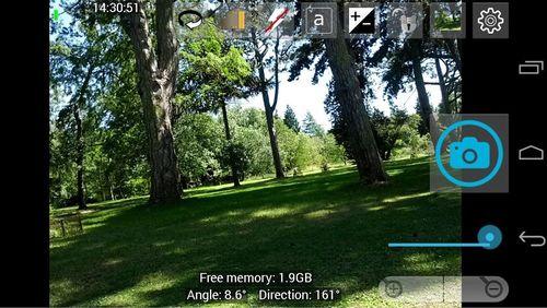 Image du logiciel libre Open Camera