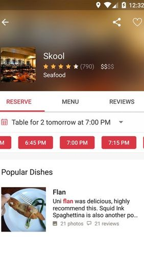 OpenTable: Restaurants near me