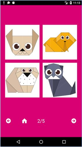Download Origami Instructions Step-by-step for Android for free. Apps for phones and tablets.