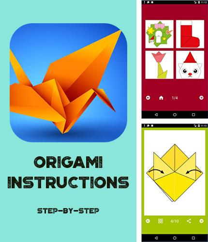 Outre le programme StrongLifts 5x5: Workout gym log & Personal trainer pour Android vous pouvez gratuitement télécharger Origami Instructions Step-by-step sur le portable ou la tablette Android.