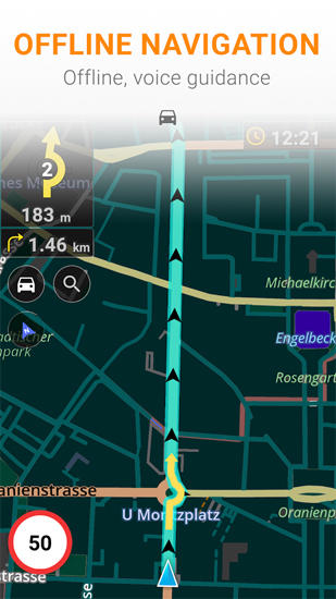 Osmand: Maps and Navigation app for Android, download programs for phones and tablets for free.