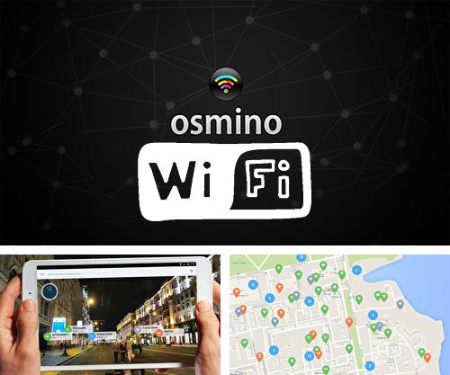 Besides Black player EX Android program you can download Osmino Wi-fi for Android phone or tablet for free.