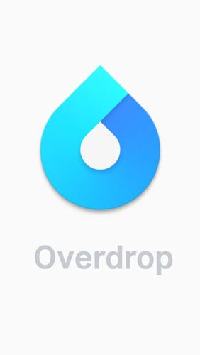 Overdrop - Animated weather & Widgets