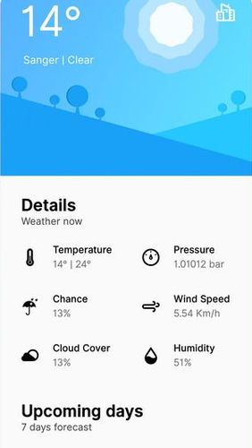 Download Overdrop - Animated weather & Widgets for Android for free. Apps for phones and tablets.